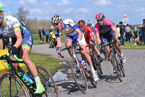 Cycling: 114th Paris - Roubaix 2016 DECLERCQ Tim (BEL)/ Pave Coble Stones/ Parijs PR /(c) Tim De Waele